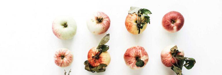 jabuka maska za kosu od jabuke za sjaj kose za zdralje kose