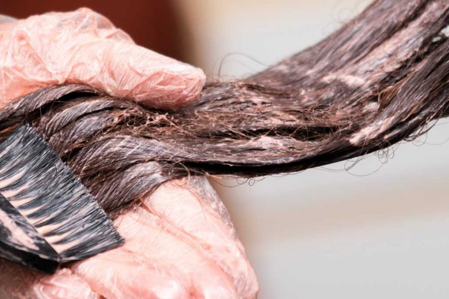 o farbanju kose kako se farba kosa sta se desava hidrogen na kosi