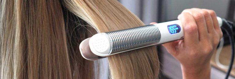 o zastiti kose tokom peglanja